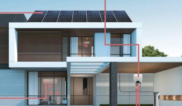 اینورتر خورشیدی هواوی